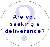 Seeking a deliverance